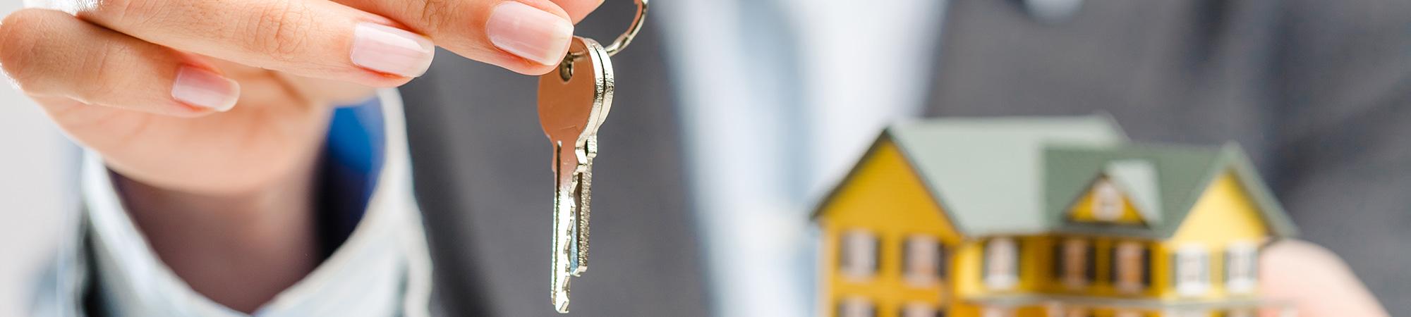 Beratung beim Kauf oder Verkauf von Immobilien